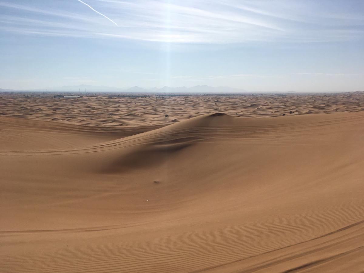 Il deserto di fuoco diLahbab